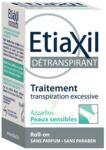 Acheter Etiaxil Aisselles Détranspirant peau sensibles Roll-on/15ml à Clamart