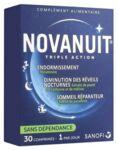 Acheter Novanuit Triple Action Comprimés B/30 à Clamart