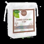 Acheter Gifrer Carré coton bio Sachet/150 à Clamart