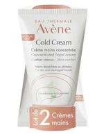 Avène Eau Thermale Cold Cream Duo Crème Mains 2x50ml à Clamart