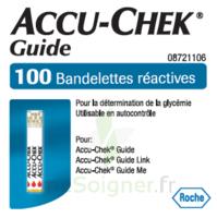 Accu-chek Guide Bandelettes 2 X 50 Bandelettes à Clamart