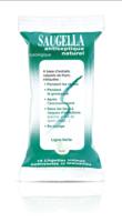 SAUGELLA ANTISEPTIQUE Lingette hygiène intime Paquet/15 à Clamart