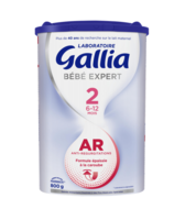 GALLIA BEBE EXPERT AR 2 Lait en poudre B/800g à Clamart