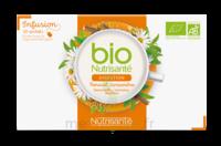 Nutrisanté Infusions Bio Tisane Digestion 20 Sachets à Clamart