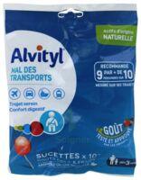 Alvityl Sucette Mal Des Transports Cola Fraise Sachet/10 à Clamart