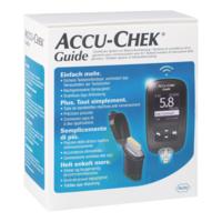 Accu-chek Guide Lecteur De Glycémie Mg/dl Set à Clamart