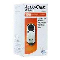 Accu-chek Mobile Cassettes B/2 X 50 à Clamart