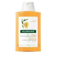 Klorane Beurre De Mangue Shampooing Cheveux Secs 200ml à Clamart