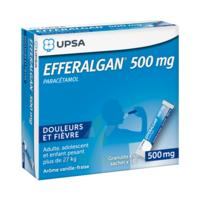 Efferalgan 500 Mg Glé En Sachet Sach/16 à Clamart