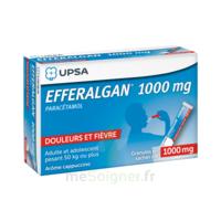 Efferalgan 1g Cappuccino granules 8 sachets à Clamart