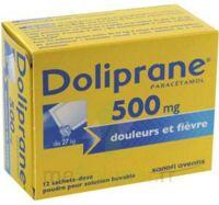 Doliprane 500 Mg Poudre Pour Solution Buvable En Sachet-dose B/12 à Clamart