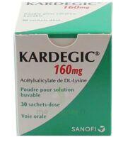 KARDEGIC 160 mg, poudre pour solution buvable en sachet à Clamart