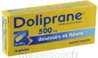 DOLIPRANE 500 mg Gélules B/16 à Clamart