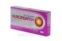 Nurofenfem 400 Mg, Comprimé Pelliculé à Clamart