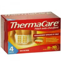 THERMACARE, pack 4 à Clamart