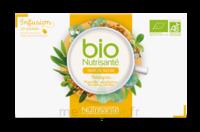 Nutrisanté Infusions Bio Tisane Régulation Des Sucres 20 Sachets à Clamart