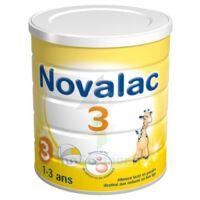 NOVALAC 3 Lait de croissance B/800g à Clamart