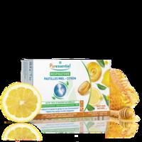 Puressentiel Respiratoire Pastilles Respiratoire Gorge Miel-Citron - 18 pastilles à Clamart