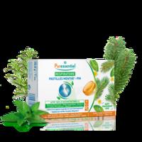 Puressentiel Respiratoire Pastilles Respiratoire Gorge Menthe-Pin - 18 pastilles à Clamart