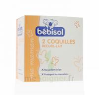 Bébisol Coquilles recueil lait / Boîte de 2 à Clamart
