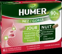 Humer Nez/gorge Jour&nuit 15 Comprimés à Clamart
