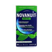 Novanuit Phyto+ Comprimés B/30 à Clamart