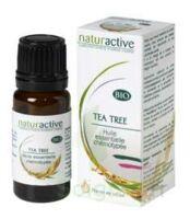 Naturactive Tea Tree Huile Essentielle Bio (10ml) à Clamart