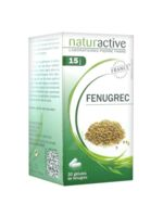 Naturactive Gelule Fenugrec, Bt 30 à Clamart
