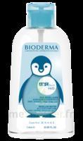 ABCDERM H2O Solution sans rinçage nettoyante bébé Fl pompe/1L à Clamart