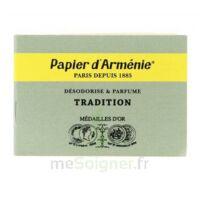 Papier D'arménie Traditionnel Feuille Triple à Clamart