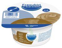 Fresubin 2kcal Crème sans lactose Nutriment cappuccino 4 Pots/200g à Clamart
