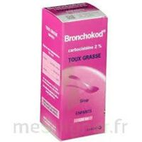 BRONCHOKOD ENFANTS 2 POUR CENT, sirop à Clamart