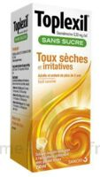 TOPLEXIL 0,33 mg/ml sans sucre solution buvable 150ml à Clamart