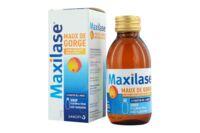 Maxilase Maux De Gorge Alpha-amylase 200 U.ceip/ml, Sirop Fl/125ml à Clamart