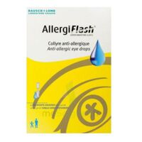 ALLERGIFLASH 0,05 %, collyre en solution en récipient unidose à Clamart