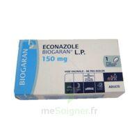 ECONAZOLE BIOGARAN L.P. 150 mg, ovule à libération prolongée à Clamart
