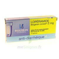 LOPERAMIDE BIOGARAN CONSEIL 2 mg, gélule à Clamart