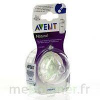 Tetine Avent Natural Liquide Epais X 2 à Clamart