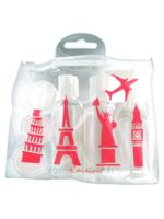 Kit flacons de voyage à Clamart
