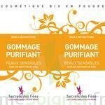 Secrets Des Fées Gommage Purifiant Peaux Sensibles à Clamart