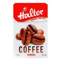 Halter Sans Sucre Bonbon Café B/40g à Clamart