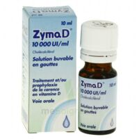 ZYMAD 10 000 UI/ml, solution buvable en gouttes à Clamart