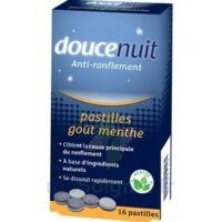 DOUCENUIT ANTIRONFLEMENT PASTILLES à la menthe, bt 16 à Clamart