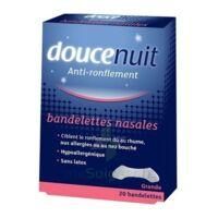 DOUCENUIT Bandelettes nasales GRANDES, bt 20 à Clamart