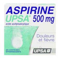 ASPIRINE UPSA 500 mg, comprimé effervescent à Clamart