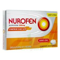 NUROFEN 200 mg, comprimé orodispersible à Clamart