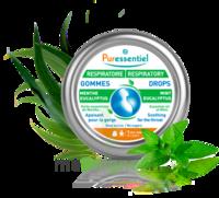 Puressentiel Respiratoire Gommes Menthe-eucalyptus Respiratoire - 45 G à Clamart