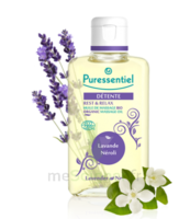 Puressentiel Sommeil - Détente Huile De Massage Bio** Détente - Lavande - Néroli - 100 Ml à Clamart