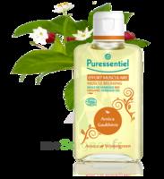 Puressentiel Articulations & Muscles Huile De Massage Bio** Effort Musculaire - Arnica - Gaulthérie - 100 Ml à Clamart