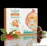 Puressentiel Articulations & Muscles Patchs Chauffants Articulations & Muscles aux 14 Huiles Essentielles Bas du dos - 2 Patchs à Clamart